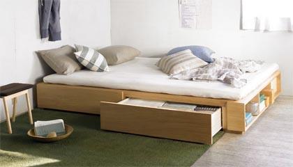 無印良品 対象ベッド+対象 ...